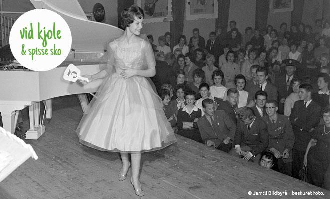 kvinnen på 50 tallet